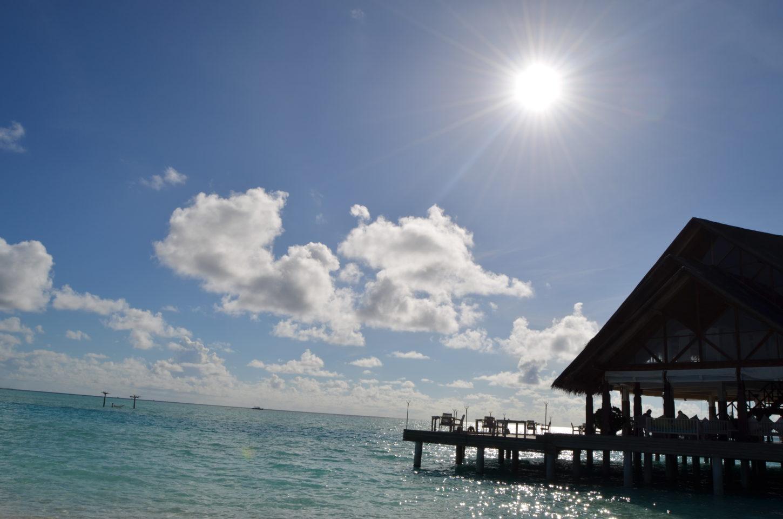 Paradise on earth at the Maldives Anantara resort and spa