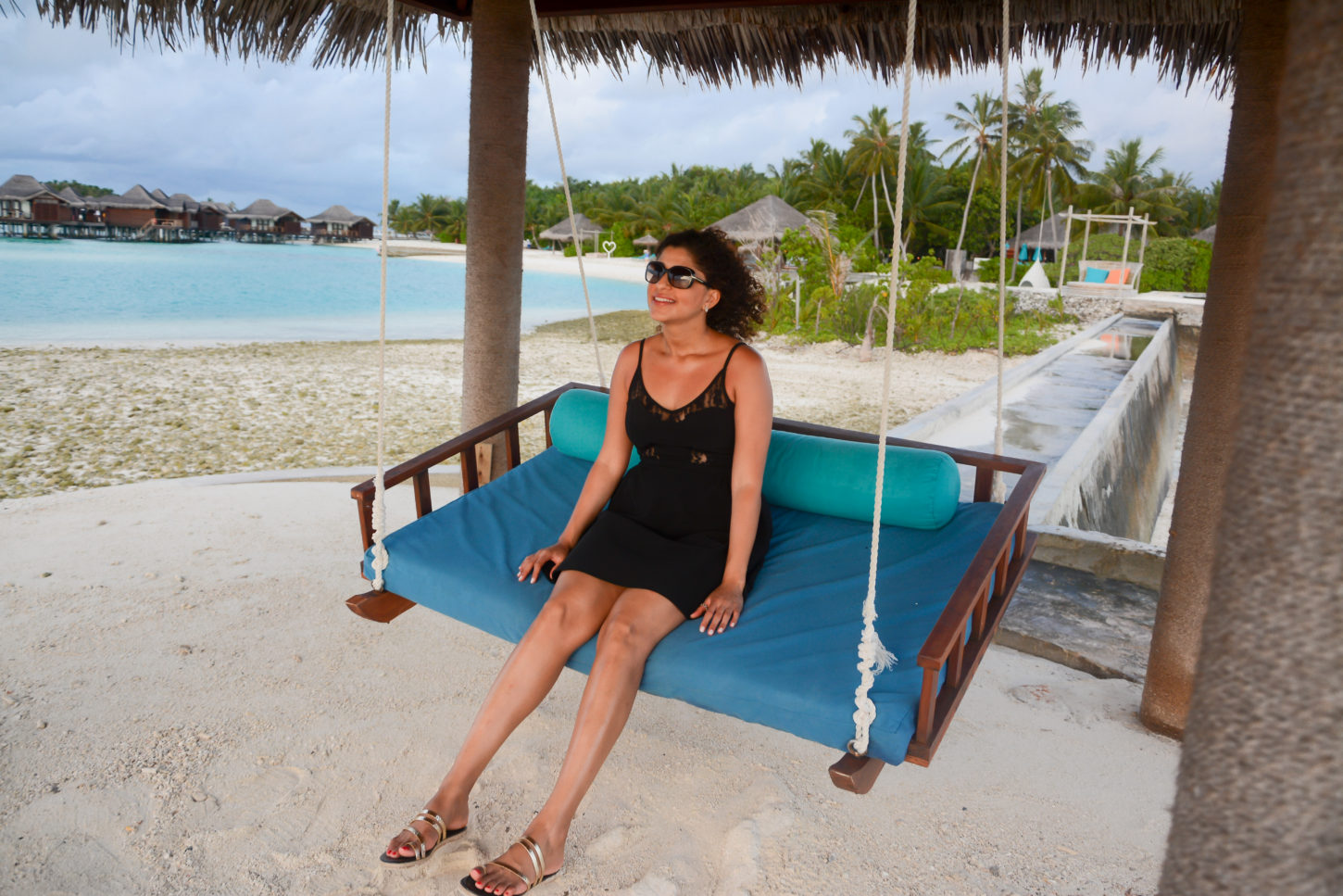 Unmatched tranquility in the Maldives