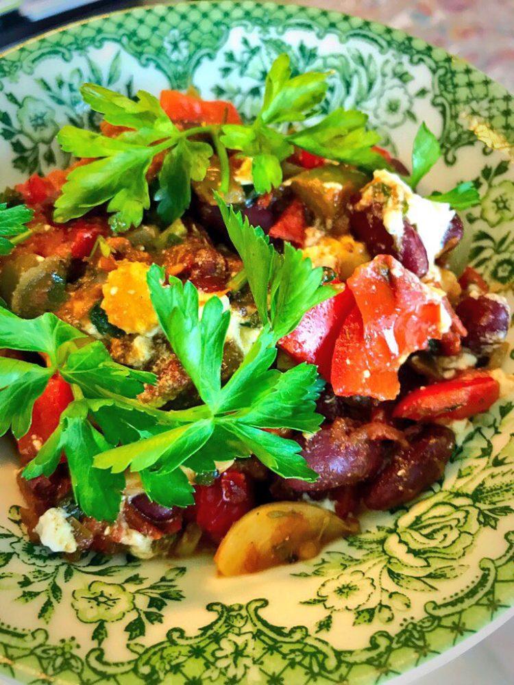 lifestyle redesign  - 685f45 58a59fa66f3641f0858e00d4f9b71400mv2 - Recipe: Spicy Flavor Rich Vegetarian Chili