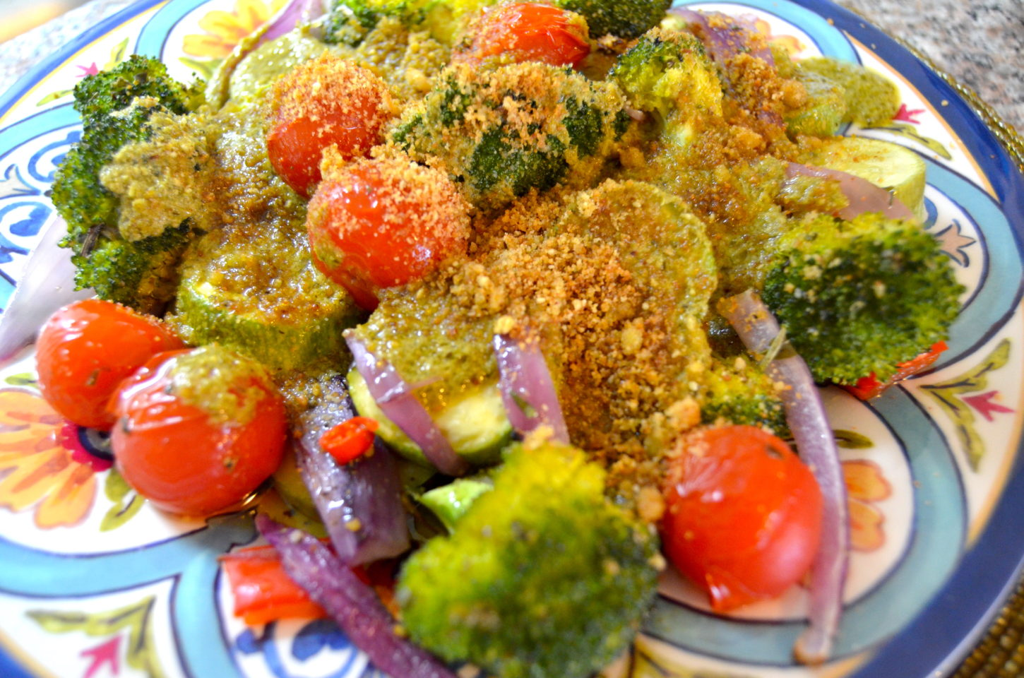 lifestyle redesign  - 685f45 99373ea8933b4f78a358209360f58654mv2 d 4928 3264 s 4 2 - Roasted Vegetables with Pan-fried Garlic Breadcrumbs